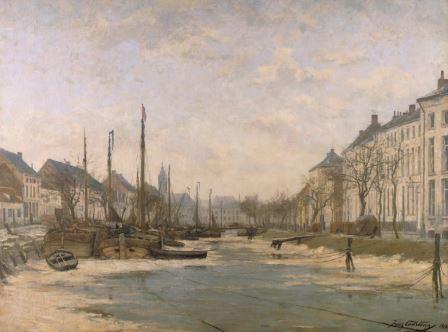 Dendermondse Schilderschool en het Impressionisme