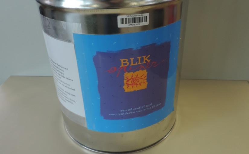 Blikopener BEELD: een educatief spel over beeldende kunst